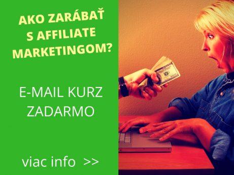 email kurz affiliate marketing